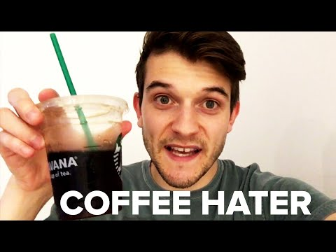 Thumbnail: Coffee Hater Drinks Coffee For a Week