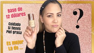 BEAUTY CREATIONS FLAWLESS FOUNDATION | NO ERA LO QUE ESPERABA