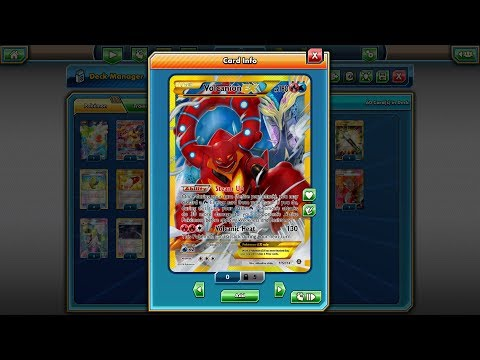 Volcanion EX/Turtonator GX - Norway National Championship Winning Deck!