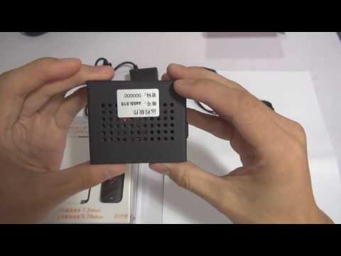 Micro Câmera 3G HD P2P Tempo Real Foco Texto