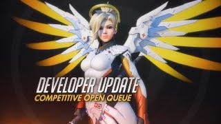 Developer Update   Competitive Open Queue   Overwatch
