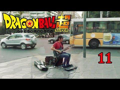 Dragon Ball Super Ending 11 [Rock Guitar] (Lagrima - One Pixcel)