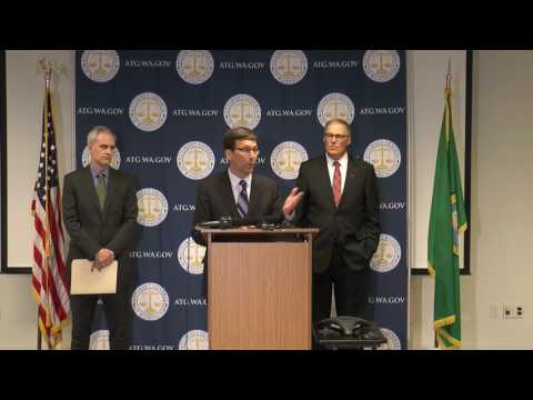 Monsanto lawsuit press conference