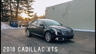 2018 Cadillac XTS Road Test & Review