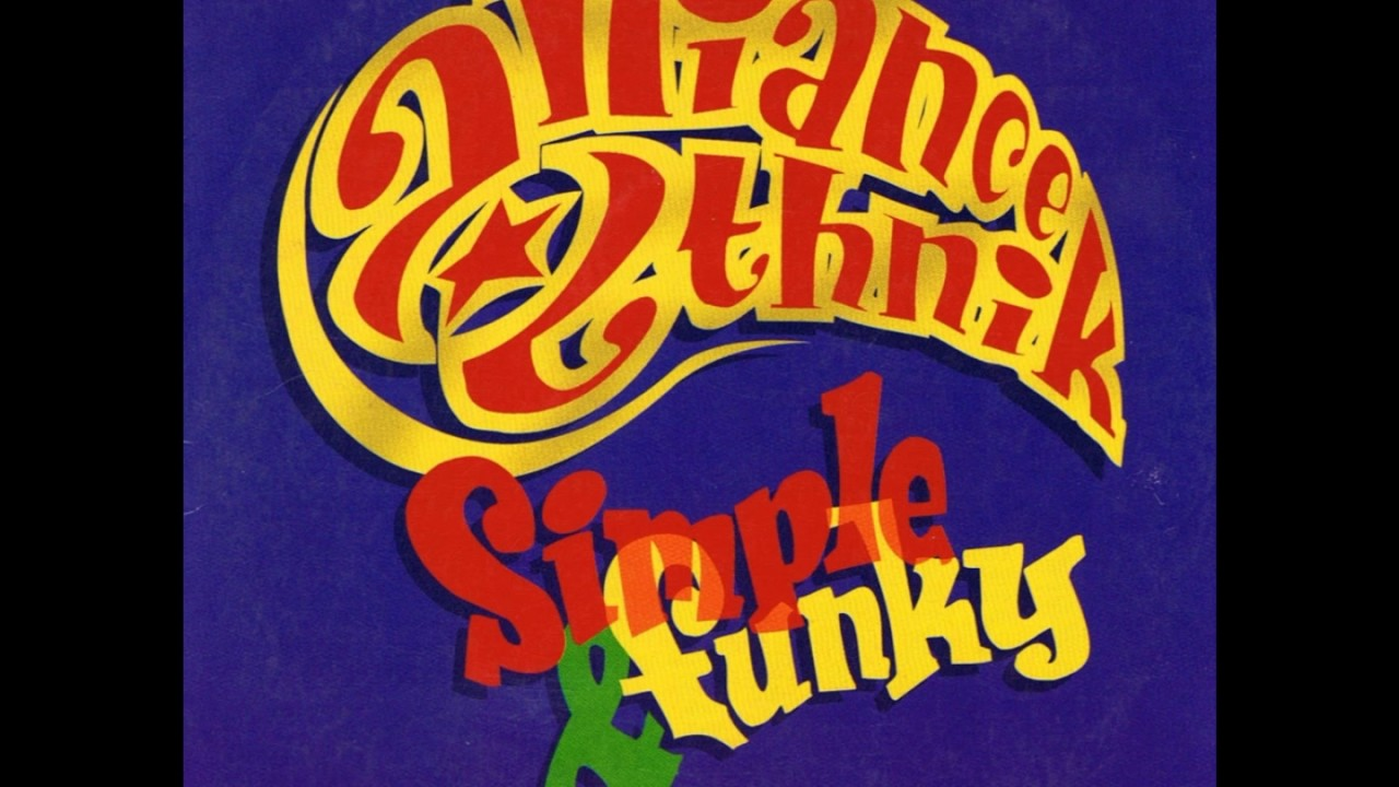 alliance ethnik simple funky album