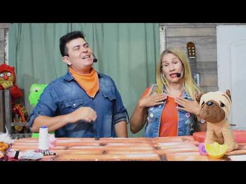 Juanchu y Caroli - Dibucuentos - Mate o Tereré
