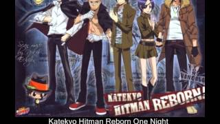 Katekyo Hitman reborn One Night Star ED02