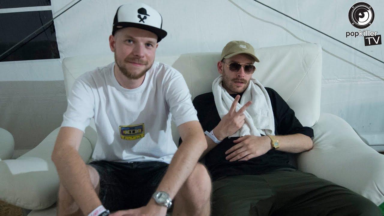 Gedz – wywiad: rozwój NNJL, nowe zajawki, muzyka ponad granicami (2017, Popkiller.pl)