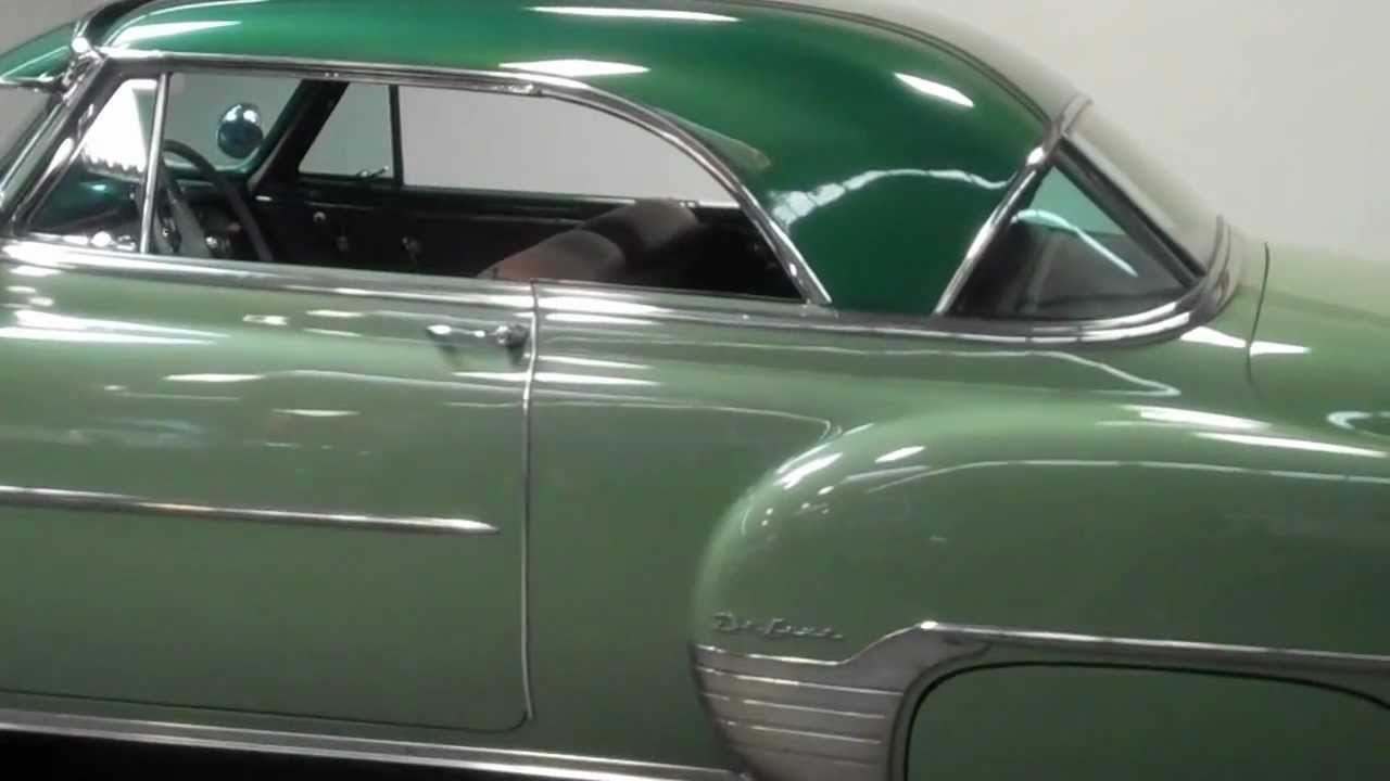 1952 Chevrolet Styleline Deluxe Bel Air 2 Door For Sale Www
