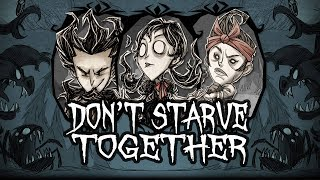Wale Loga w Blasku  Don't Starve Together Sezon 4 #04 w/ GamerSpace, Tomek90