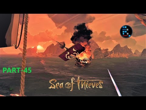 SEA OF THIEVES | WE ARE DESTROYING EVERY PIRATE SHIP IN THE SEA
