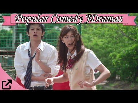 Top 20 Popular Comedy Japanese Dramas 2016