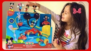 CASA DO MICKEY MOUSE em Português - Mickey Mouse Clubhouse Disney e Minnie - Música e Video Infantil