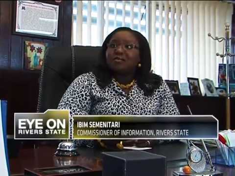 Promoting Rivers State Literacy and Education - Part 2