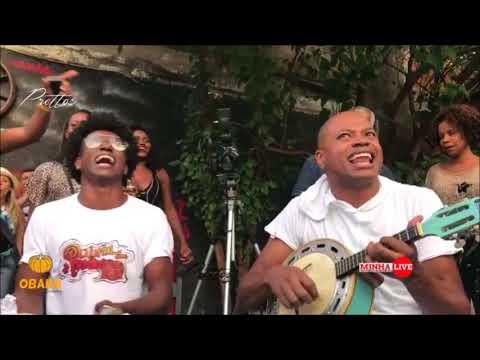 Roda de Samba Raiz - Quintal dos Prettos - Sim é Samba!