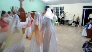 Danza COY Templo Beth Shalom en Adjuntas, Puerto Rico