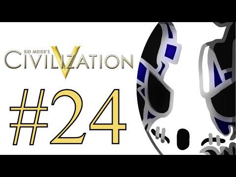 Sid Meier's Civilization V | Let's Play Ep.24 | European Expansion [Wretch Plays]