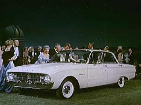 A Wonderful New World of Fords (1960)
