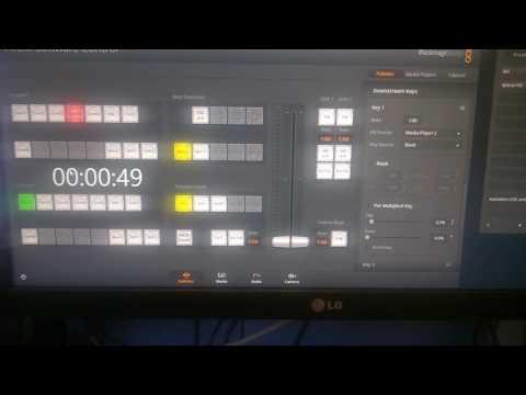 Blackmagic Forum • View topic - Using Python to monitor