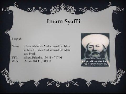 Riwayat Al-Imam Muhammad bin Idris al-Shafi
