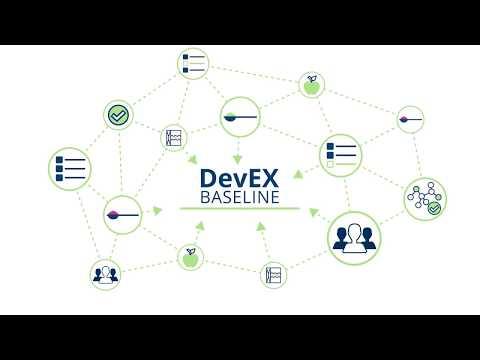 DevEX Baseline: Pre-configured Formula-based PLM