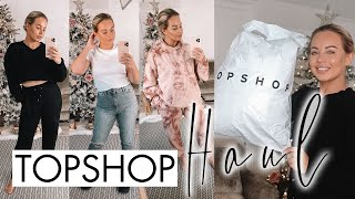 AUTUMN/WINTER TOPSHOP TRY ON HAUL | Lucy Jessica Carter AD