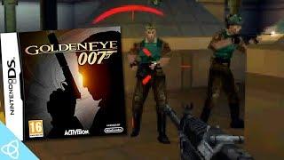 GoldenEye 007 (NDS Gameplay) | Demakes #9