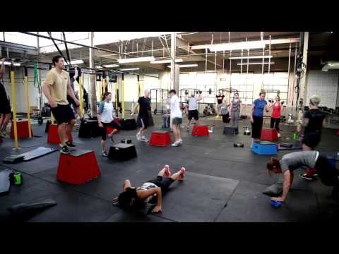 CrossFit Toronto bootcamp