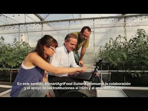 Smart Agrifood Summit | 20th - 22nd June 2018 | Málaga, Spain