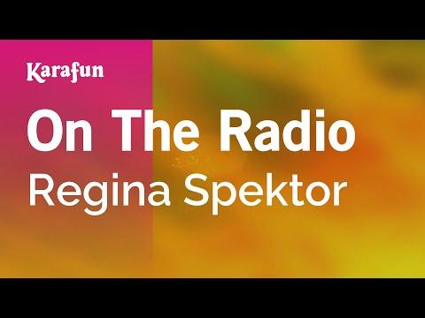 Karaoke On The Radio - Regina Spektor *