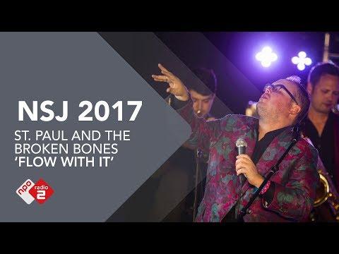 St. Paul And The Broken Bones - 'Flow With It' Live @ North Sea Jazz 2017 | NPO Radio 2
