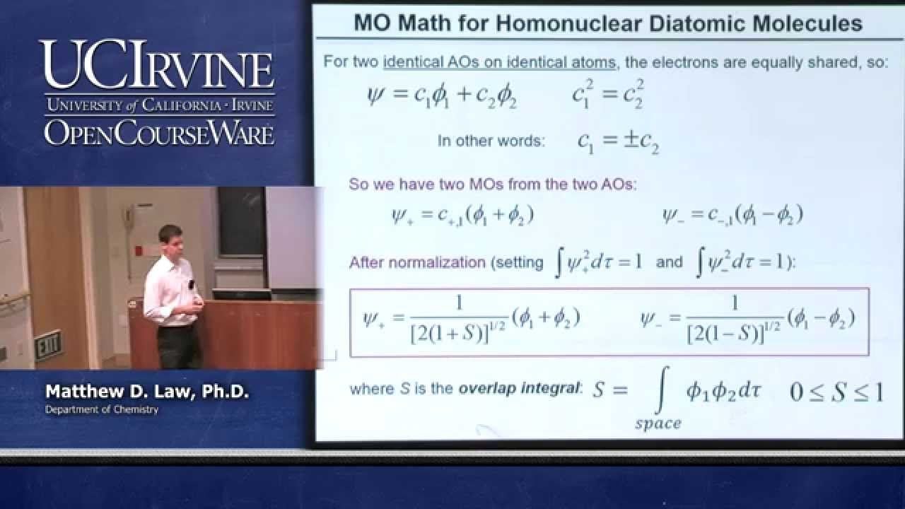 chemistry inorganic chemistry lecture  chemistry 107 inorganic chemistry lecture 06