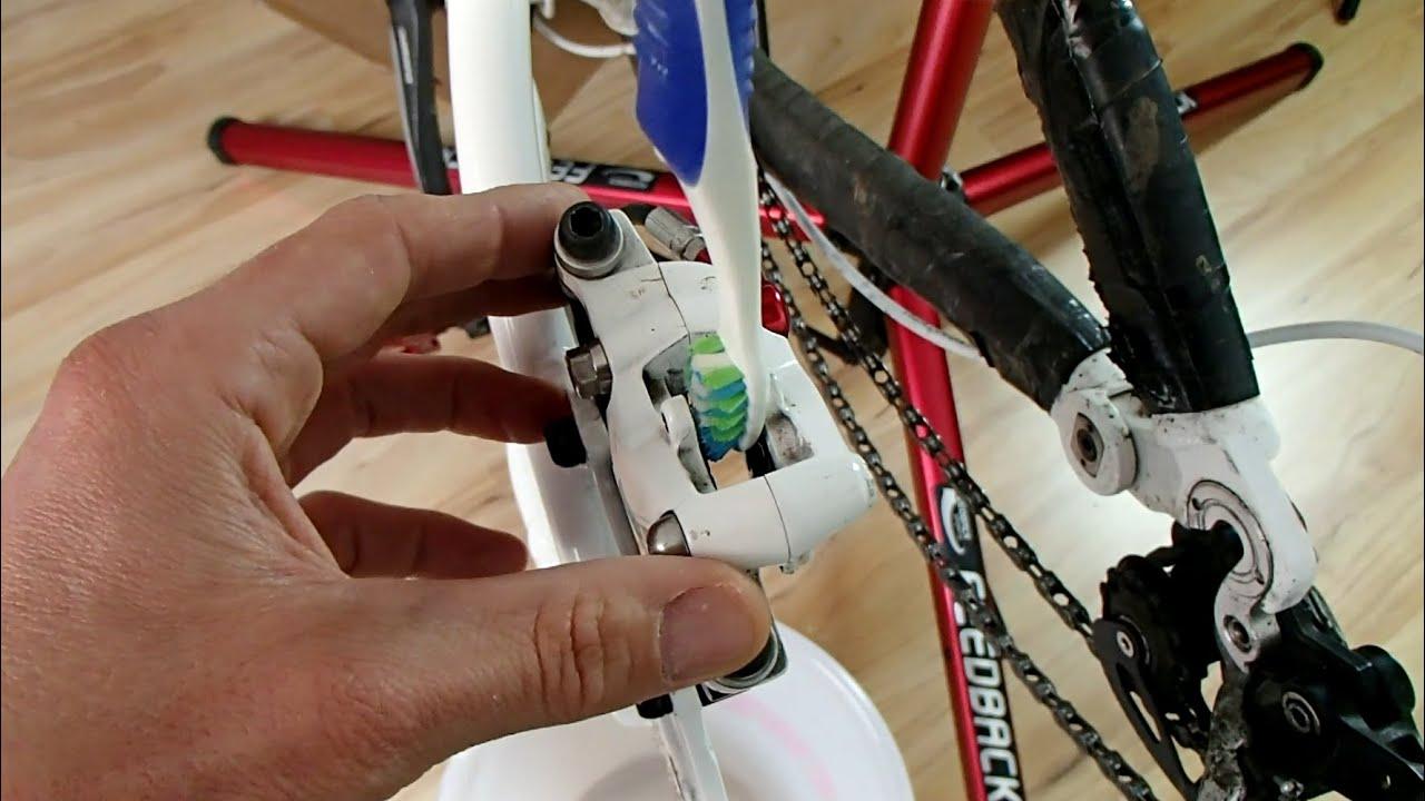 Bremssattel Reinigen Und Pflegen Am Fahrrad Mtb Ausfuhrlicher