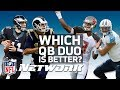 Wentz & Goff or Mariota & Winston: Which QB Combo Drafted No. 1 & 2 is Better? | Players Only | NFLN