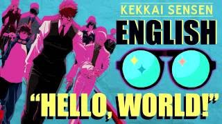 34 Hello World 34 Kekkai Sensen English By Y Chang