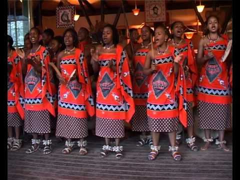 Welcome To The Kingdom of Swaziland