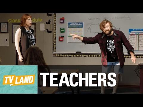'Break the Rules, Do What You Love!' Official Clip ft. Haley Joel Osment | Teachers (Season 2)