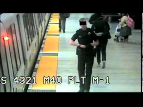 BART Cop murders Charles Hill in San Francisco July 3, 2011