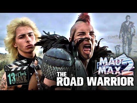 13 O'Clock Movie Retrospective: Mad Max 2: The Road Warrior (and also kinda Fury Road)