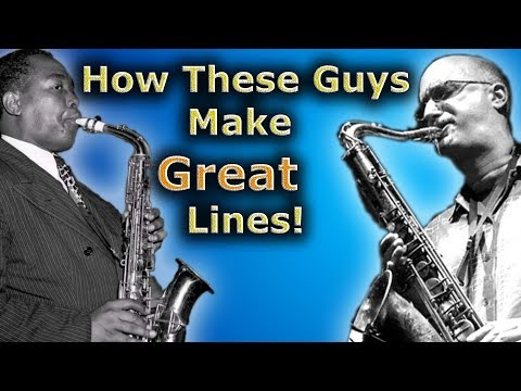 How To Stop Just Playing Scales In Your Jazz Solos