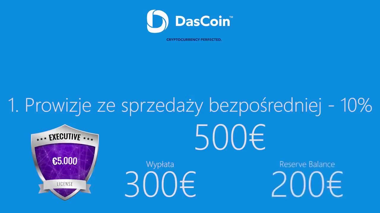 DasCoin – czym jest i dlaczego NIE warto w niego inwestować?