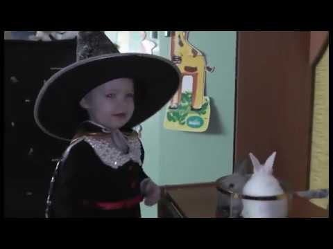 Маленькая волшебница Виктория