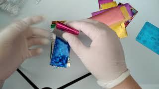 4. Распаковка посылок для ногтей с АлиЭкспресс. Декор.