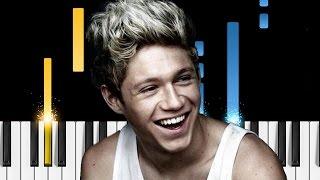 Niall Horan - Slow Hands - Piano Tutorial Mp3