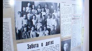В Центральной библиотеке открылась передвижная выставка «Не меркнет летопись Победы»