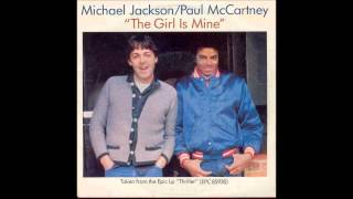 Michael Jackson & Paul McCartney - The Girl Is Mine (New Edited Version)