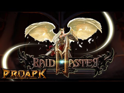 Raid Master: Epic Relic Chaser Gameplay iOS / Android