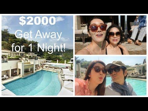 $2000 Dollar Per Night?!? | Korean Hotel | Seoul Shilla Hotel