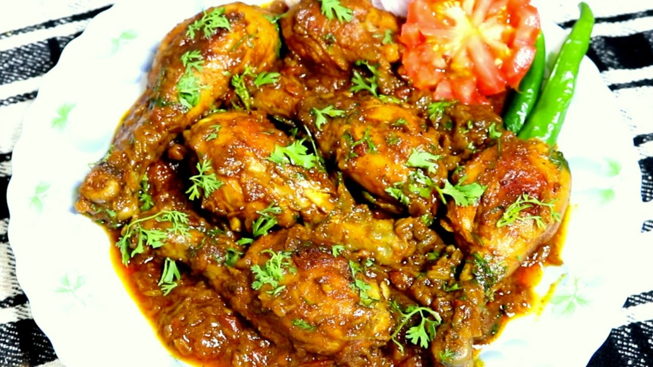 how to prepare chicken leg masala chicken drum stick curry youtube. Black Bedroom Furniture Sets. Home Design Ideas