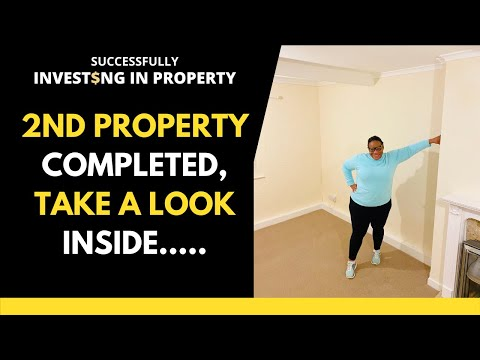 Second Property Completed, Take a Look Inside!